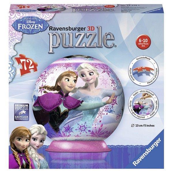 Ravensburger 3D puzzle (slagalice) 72pcs Frozen RA12173 - ODDO igračke