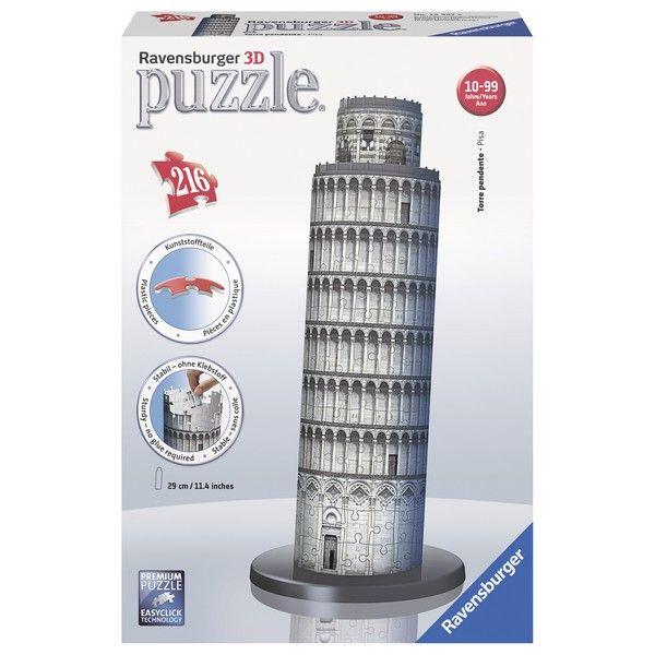 Ravensburger 3D puzzle (slagalice) Toranj u Pizi RA12557 - ODDO igračke