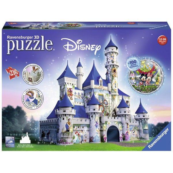 Ravensburger 3D puzzle (slagalice) Dizni dvorac RA12587 - ODDO igračke