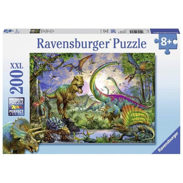 Ravensburger puzzle (slagalice) Zemlja reptila RA12718 - ODDO igračke