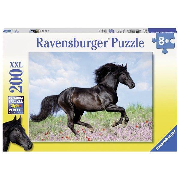 Ravensburger puzzle (slagalice) 200XXL Prelepi konji RA12803 - ODDO igračke
