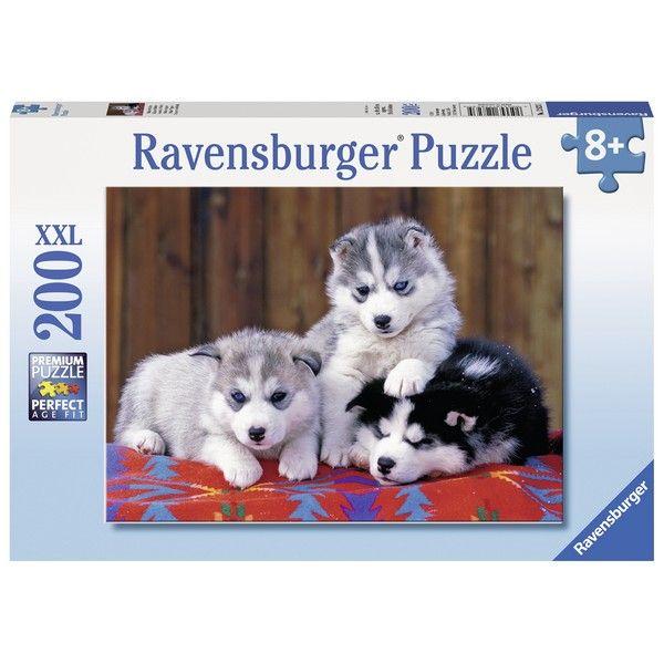 Ravensburger puzzle (slagalice) - Haski - ODDO igračke