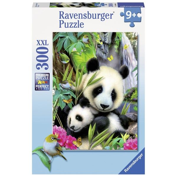 Ravensburger puzzle (slagalice) 300pcs Panda RA13065 - ODDO igračke
