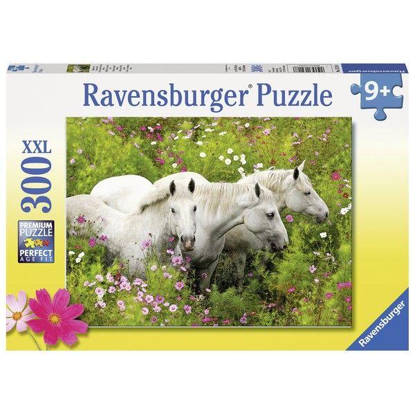 Ravensburger puzzle (slagalice) 300XXL Konji u divljini RA13218 - ODDO igračke