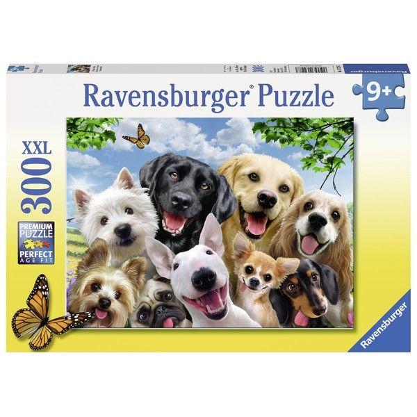 Ravensburger puzzle (slagalice) - 300pcs Psi RA13228 - ODDO igračke