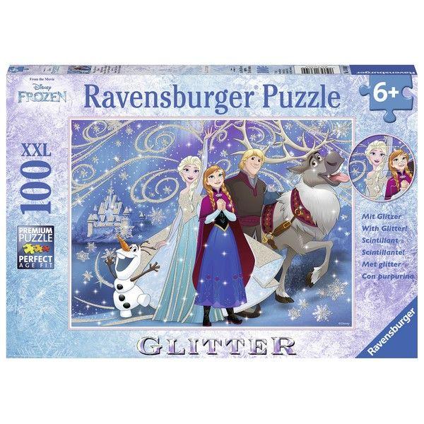 Ravensburger puzzle (slagalice) 100pcs Frozen RA13610 - ODDO igračke