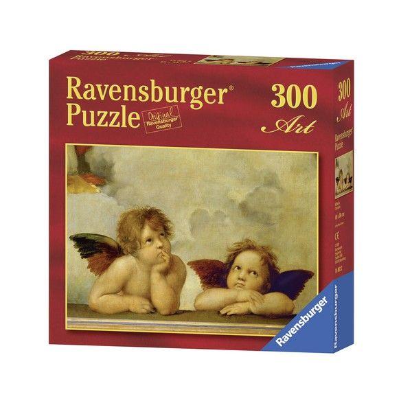 Ravensburger puzzle 300pcs Raphael Cherubini RA14002 - ODDO igračke
