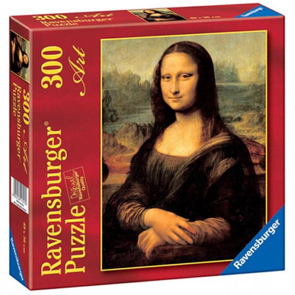 Ravensburger puzzle Leonardo da Vinci Mona Lisa RA14005 - ODDO igračke