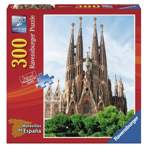 Ravensburger puzzle 300pcs Sagrada Familia RA14044 - ODDO igračke