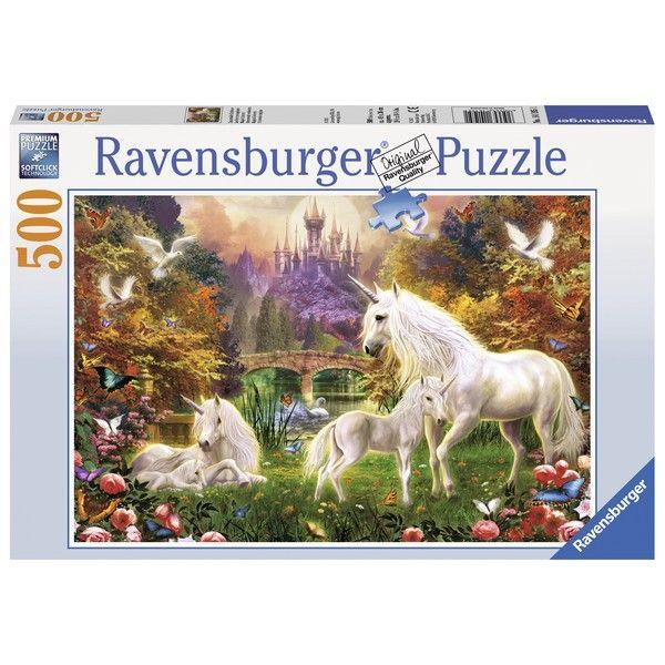 Ravensburger puzzle (slagalice) Prelepi jednorog RA14195 - ODDO igračke