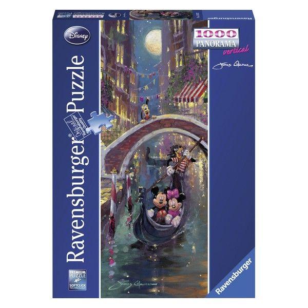 Ravensburger puzzle (slagalice)- Miki I Mini, panorama RA15055 - ODDO igračke