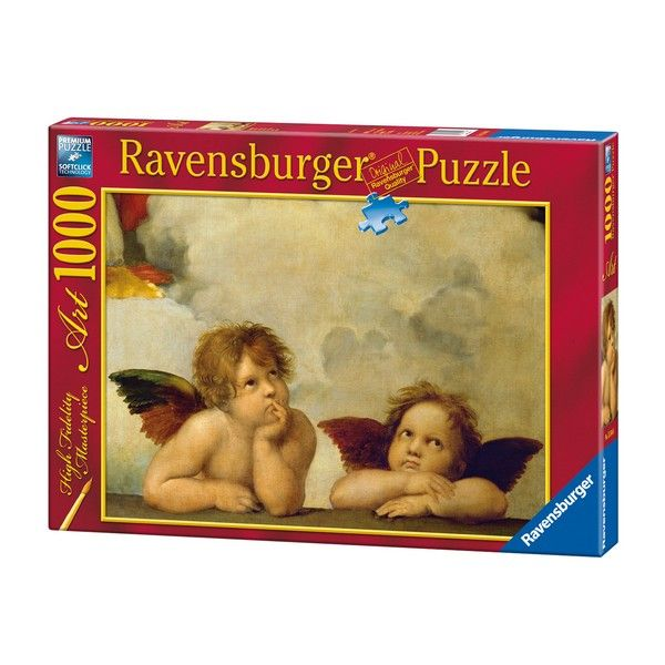Ravensburger puzzle  Raphael Cherubini RA15544 - ODDO igračke