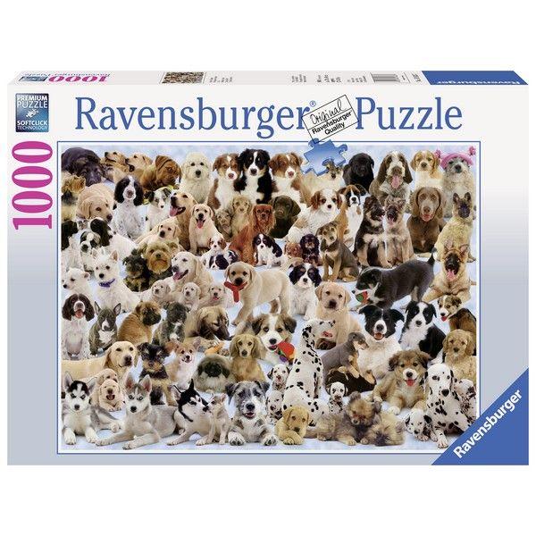 Ravensburger puzzle (slagalice)- Katalog pasa RA15633 - ODDO igračke