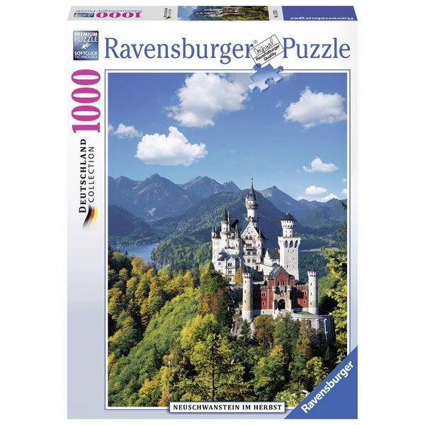 Ravensburger Puzzle 99 Most Beautiful Places On Earth 1000pcs 01 193714 Oddo Igra Ke