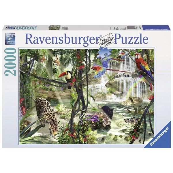 Ravensburger puzzle (slagalice) Džungla RA16610 - ODDO igračke