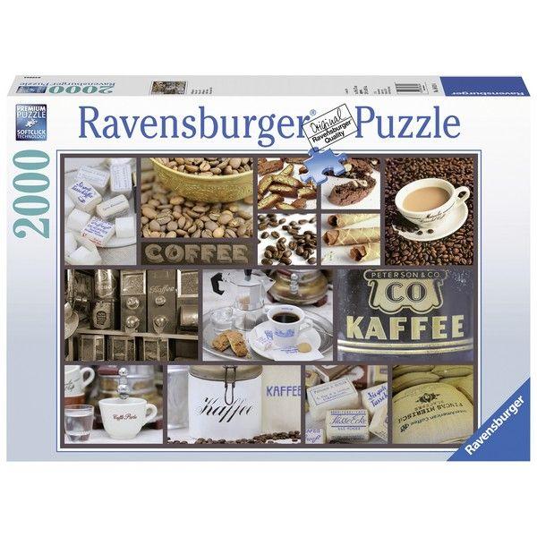 Ravensburger puzzle (slagalice)- Pauza za kafu RA16611 - ODDO igračke