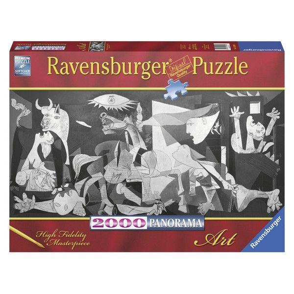 Ravensburger puzzle Pablo Picasso Guernica 2000 pcs RA16690 - ODDO igračke