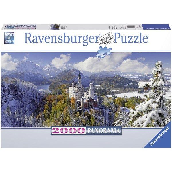 Ravensburger puzzle (slagalice) Zamak Nojsvanštajn iz daljine RA16691 - ODDO igračke