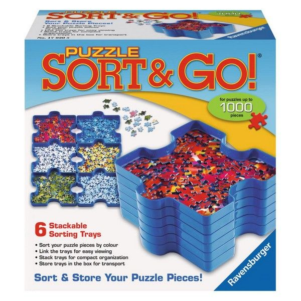 Organizer Ravensburger za puzzle RA17930 - ODDO igračke