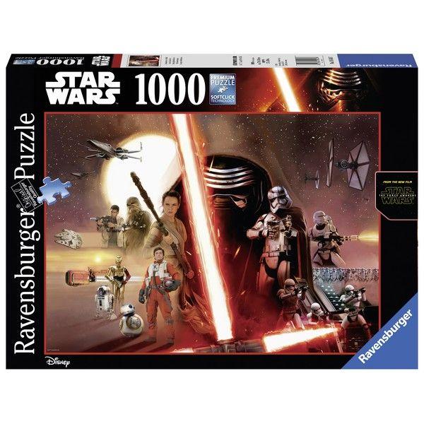 Ravensburger puzzle (slagalice) - Star Wars, epizoda VII RA19549 - ODDO igračke