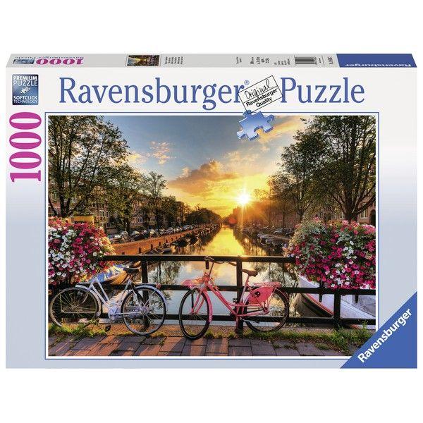 Ravensburger puzzle (slagalice) Amsterdam RA19606 - ODDO igračke