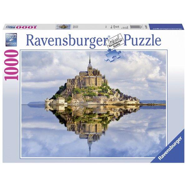 Ravensburger puzzle (slagalice)- Ostrvo - ODDO igračke