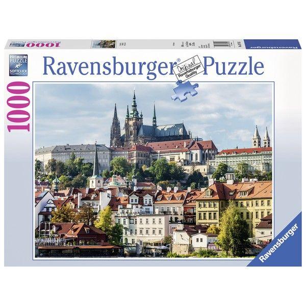 Ravensburger puzzle (slagalice) - Praski zamak RA19741 - ODDO igračke