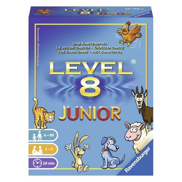 Ravensburger drustvena igra - Level 8- decije izdanje RA20786 - ODDO igračke