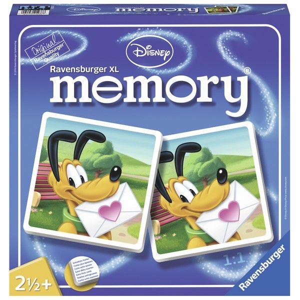Ravensburger drustvena igra Disney Classics XL memorija RA21237 - ODDO igračke
