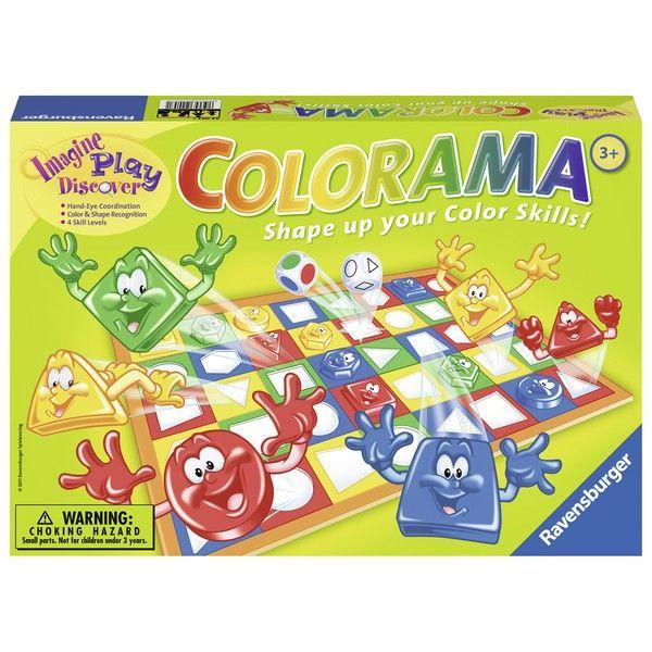 Ravensburger drustvena igra - Colorama RA22057 - ODDO igračke