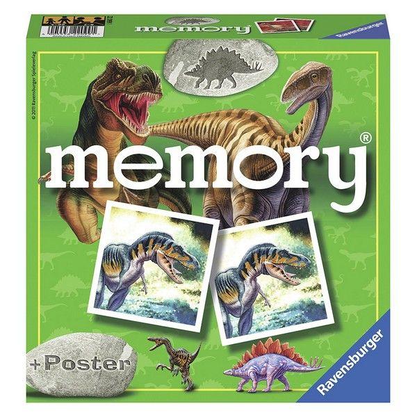 Ravensburger društvena igra Dinosurus memorija RA22099 - ODDO igračke