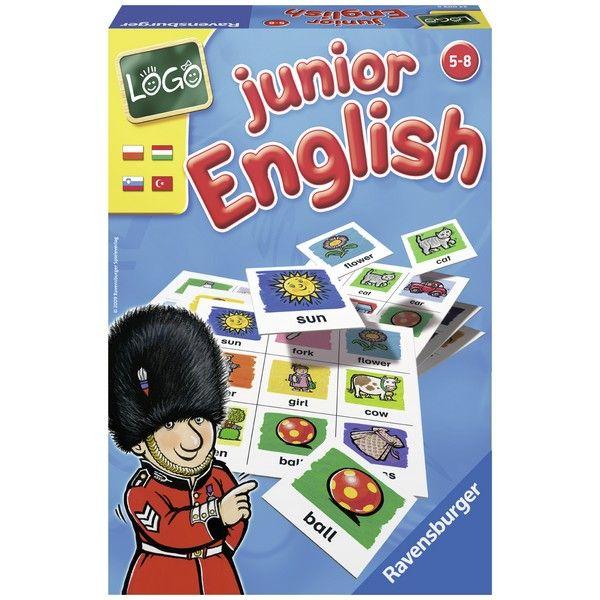 Ravensburger drustvena igra - Junior English RA24009 - ODDO igračke