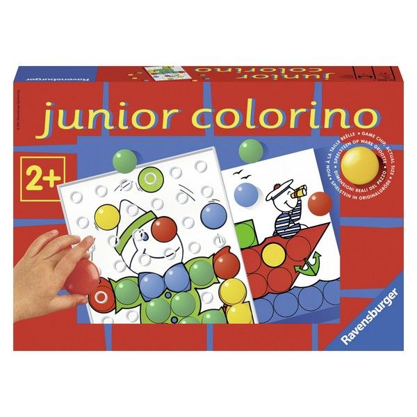Ravensburger drustvena igra - Junior Colorino RA24602 - ODDO igračke