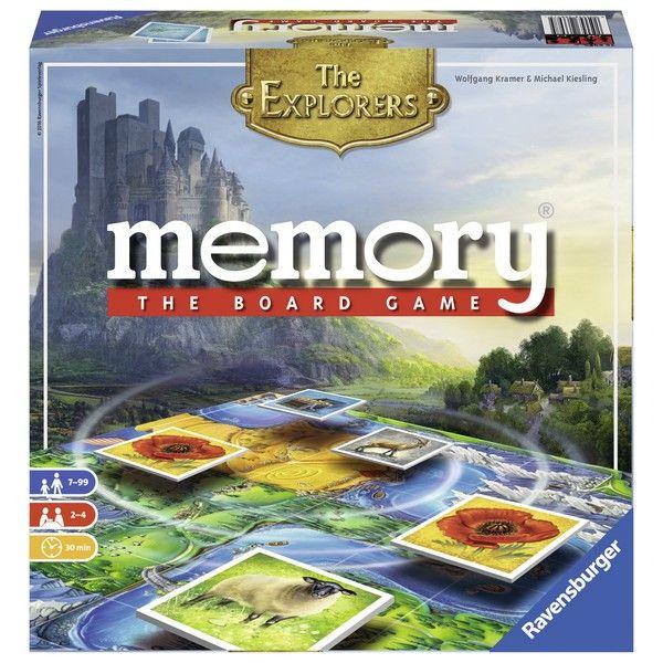 Ravensburger drustvena igra Memorija istraživači RA26697 - ODDO igračke