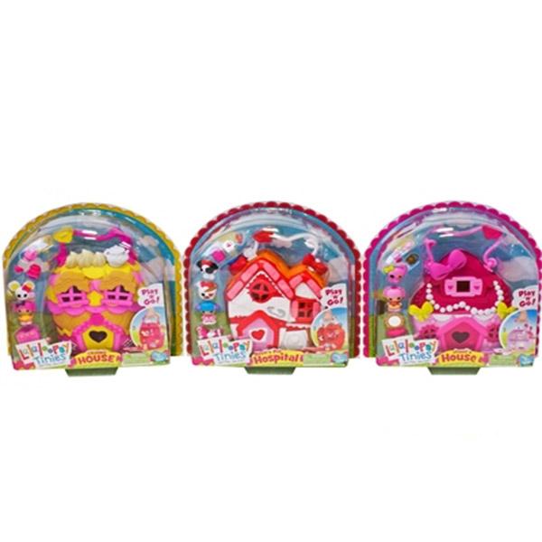 Lalaloopsy Tinies kućica 529521 - ODDO igračke