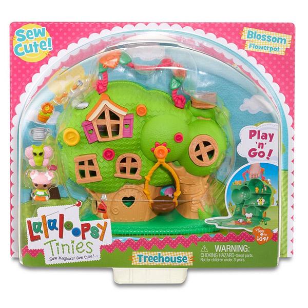 Lalaloopsy Tinies Kuća na drvetu 532958 - ODDO igračke