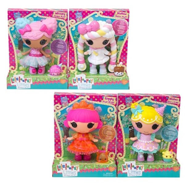 Lalaloopsy littles lutka Sugary Sweet 534792  - ODDO igračke