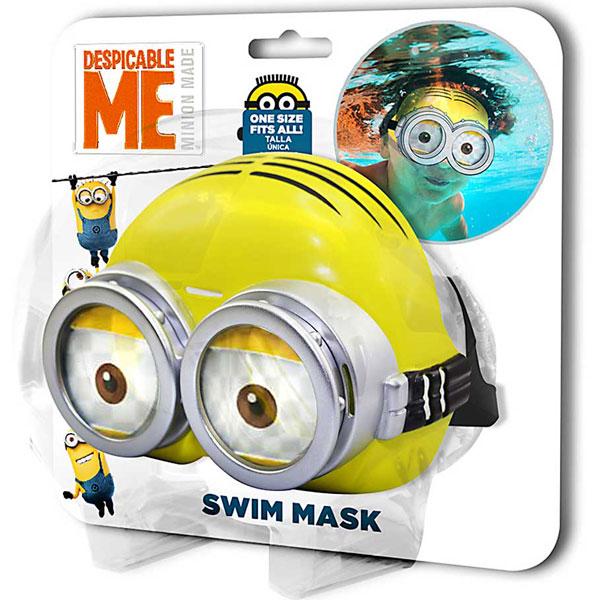 Maska za plivanje Minions EL902MI - ODDO igračke