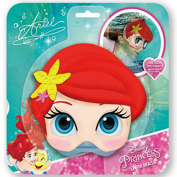 Maska za plivanje Princess Ariel EL902AR - ODDO igračke