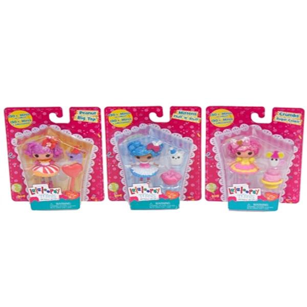 Lalaloopsy mini super silly lutka 535799 - ODDO igračke
