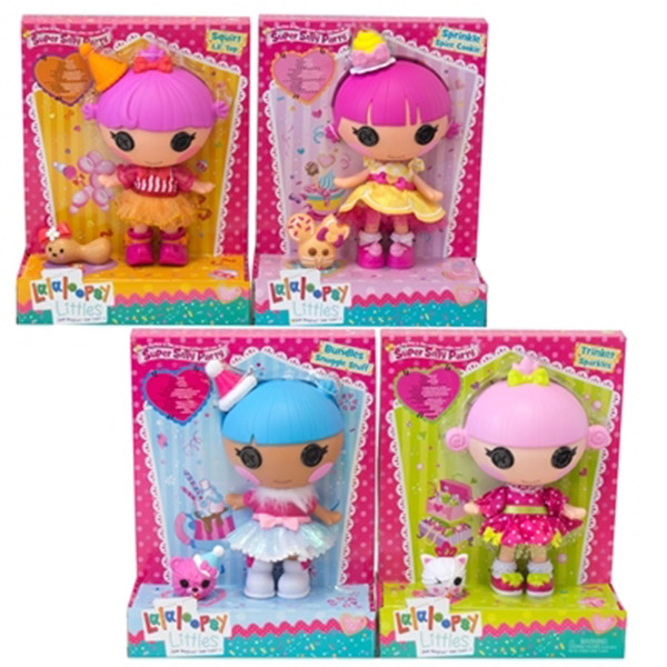 Lalaloopsy lutke littles 528722/3 - ODDO igračke