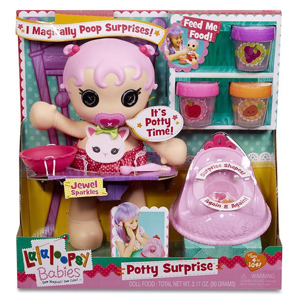 Lalaloopsy Bebe iznenađence nosa 535737 - ODDO igračke