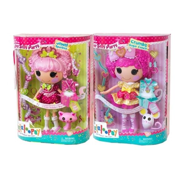 Lalaloopsy Super silly lutka 535751 - ODDO igračke
