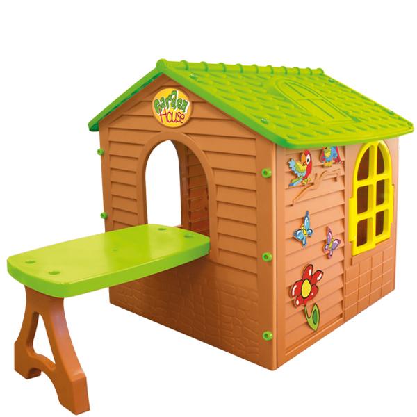 Kućice za decu 122x180x120,5cm 04/11045 - ODDO igračke