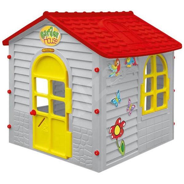 Baštenska kućica 122x120x120.5cm 04/11156 - ODDO igračke