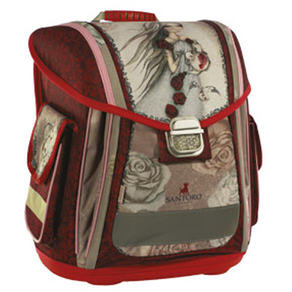 Mirabelle torba đačka anatomska Rose Tea G4189094 - ODDO igračke