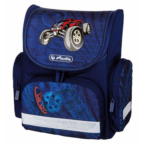 Torba đačka Mini Roadstar Herlitz plava 11408283 - ODDO igračke
