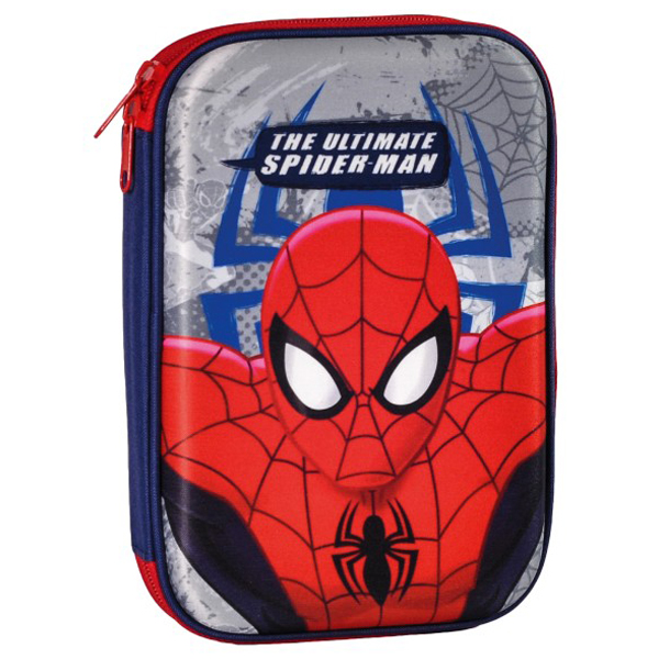 Pernica 3D prazna Spiderman 316057 - ODDO igračke
