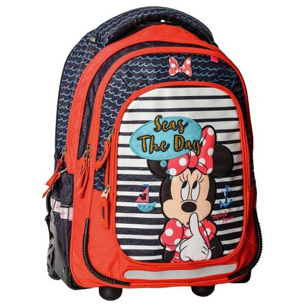 Ranac sa točkićima Trolley Minnie Mouse Summer 318004 - ODDO igračke