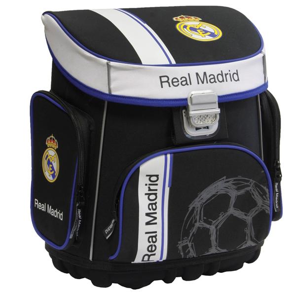 Školska anatomska torba ABC Real Madrid 52519 - ODDO igračke